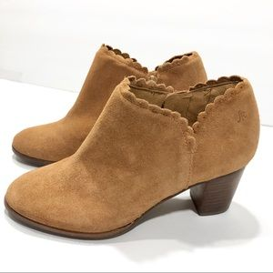 Jack Rogers Marianne Scalloped Booties